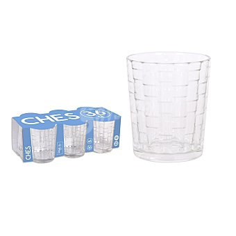 Home Style Vaso Ches 36 cl 6 ud