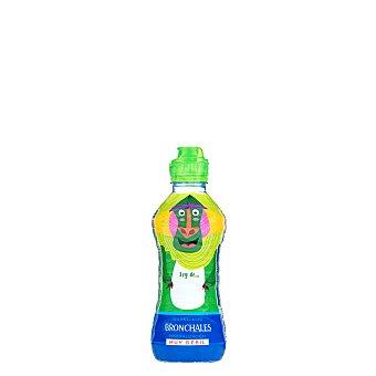 Bronchales Agua mineral natural (mineralizacion muy debil - tapon especial niños) Botellin 330 ml