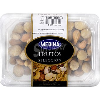 Medina Coctel de frutos secos seleccion Tarrina 225 g
