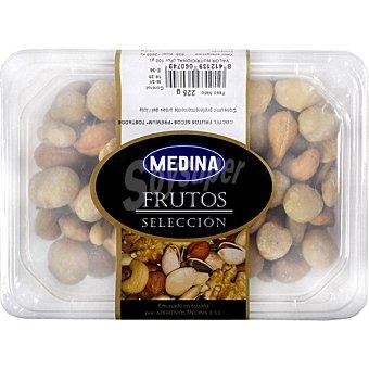 Aperitivos Medina Coctel de frutos secos seleccion Tarrina 225 g