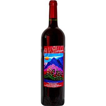 LOS BERRAZALES Vino tinto D.O. Gran Canaria Botella 75 cl