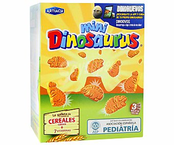 Artiach Galletas Artiach mini Dinos 120 gr