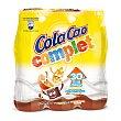 Batido cacao complet botella 3x200 ml COLA CACO