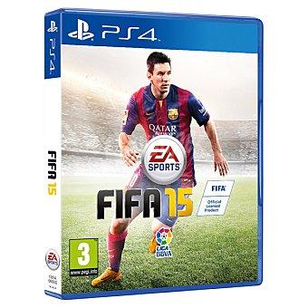 PS4 Videojuego fifa 15  1 Unidad
