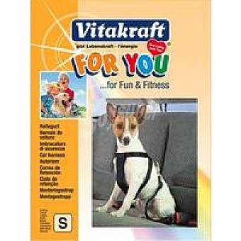 For You Vitakraft Arnes de seguridad coche Talla S Pack 1 unid