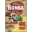 Café molido descafeinado 400 g Bonka Nestlé