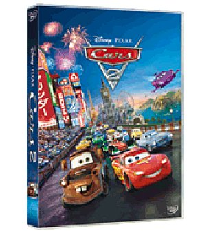 Disney Cars 2DVD