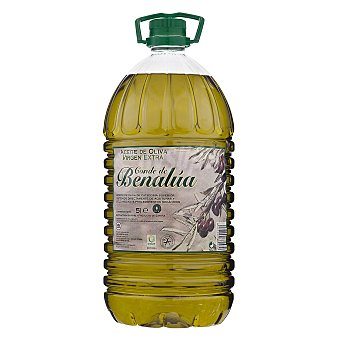 Conde de Benalua Aceite de oliva virgen extra Garrafa 5 l