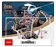Figura interactiva Amiibo Guardian, colección Zelda, Breath of the wild NINTENDO.  NINTENDO Zelda