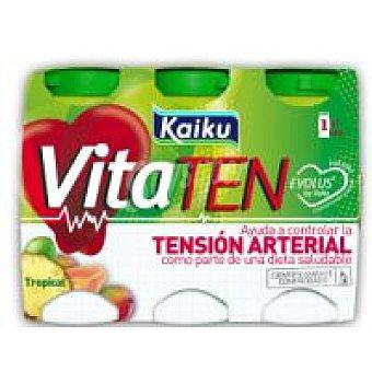 Kaiku Vita para beber tropical Pack 6x65 ml