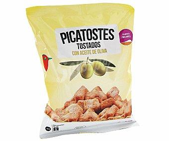 Auchan Picatostes tostados con aceite de oliva y sal 75 gr