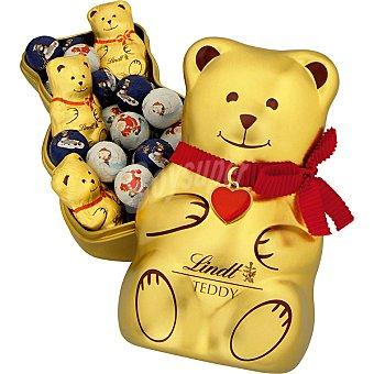LINDT Osito Teddy Figuras de chocolate Lata 100 g
