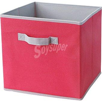 Unit Everiday caja organizadora en color rojo