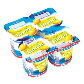 DIA DIA yogur piña  pack 4 unidades 125 g