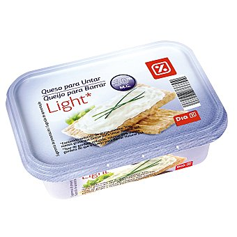 DIA Queso untar light Tarrina 250 g