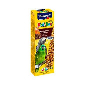 Vitakraft Vitakraft Barritas con miel para loros 2uds 180 G 180 g