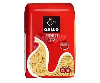 Gallo Fideo Nº 5 Paquete 500 g