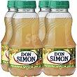 Néctar de piña Pack 4 envase 200 ml Don Simón