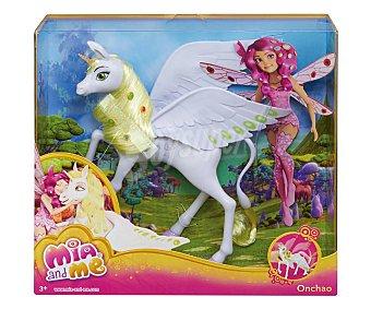 MIA AND ME Figura Unicornio Onchao 25 Centímetros 1 Unidad