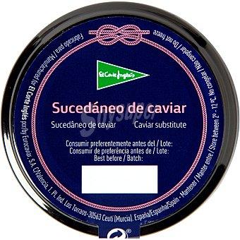 El Corte Inglés Sucedáneo de caviar Tarro 120 g
