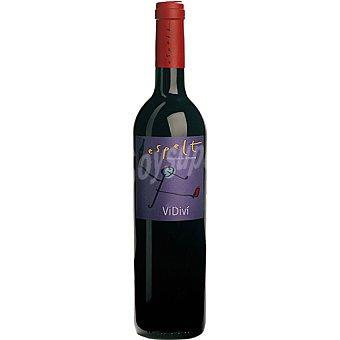 ESPELT Vidiví Vino tinto D.O. Empordá Botella 75 cl