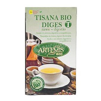 Artemis Bio Tisana diges en bolsitas ecológica 20 ud 20 ud