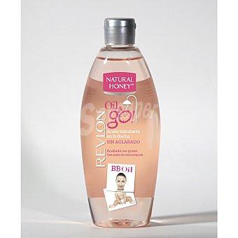 Natural Honey BB Oil aceite corporal con aceite de rosa mosqueta y de almendra frasco 300 ml Frasco 300 ml