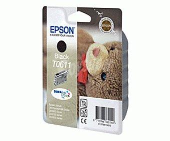Epson Cartucho T0611 1 Unidad