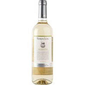 Tierra Leal Vino Blanco Valdepeñas Botella 75 cl