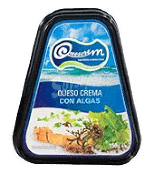 Quescrem Queso crema con algas 150 g