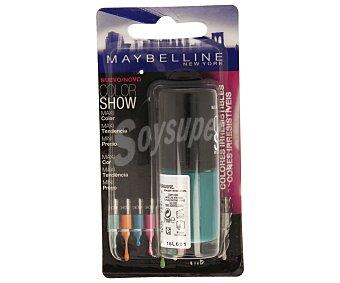 Maybelline New York Laca de uñas color turquesa nº 120 1 unidad