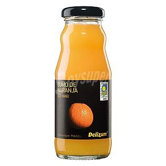 Delizum Zumo ecológico naranja 200 ml