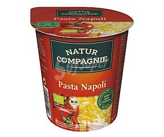 NATUR COMPAGNIE Pasta napoli ecológica 59 gramos