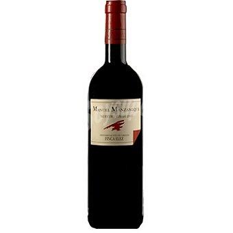 MANUEL MANZANEQUE Vino tinto Syrah D.O. Finca Elez Botella 75 cl