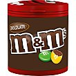 con relleno de chocolate bote 100 g M&M's