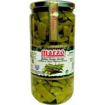 Marzo Judía verde Tarro 400 g