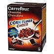 Cereales de maíz con chocolate Carrefour 500 G 500 g Corn Flakes Kellogg's