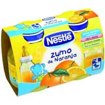 Nestlé Zumo de naranja Pack 2x130 ml