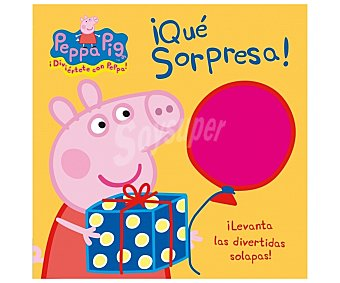 INFANTIL Peppa Pig ¡qué Sorpresa!