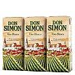 Vino blanco pack 3x18,7 cl Don Simón