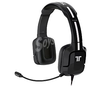 TRITTON Auricular Kunai Stereo Colo Negro para Play Statation 3 y Ps4 1 Unidad