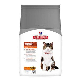 Hill's Science Plan Pienso para gatos adultos Hills Science Plan Hairball Control pollo 2 kg 2 kg