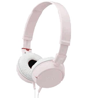 Sony Auriculares MDRZX100P rosa sony