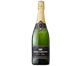 Royal Carlton Cava brut nature Botella 75 cl
