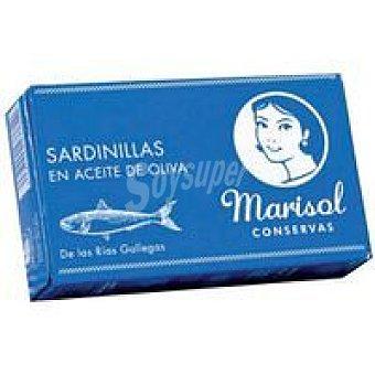 MARISOL Sardinilla en aceite de oliva 16/22 piezas Lata 120 g