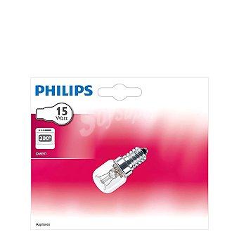 Philips Bombilla para Horno 15W E-14 1 ud