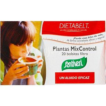 Santiveri Dietabelt infusion de plantas medicinales Envase 20 unidades
