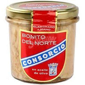 Consorcio Tronco de Bonito en aceite de oliva Tarro 400 g