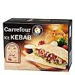 Kebab 400 g Carrefour
