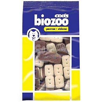BIOZOO AXIS Galletas para perro con forma de ficha de domino Paquete 200 g